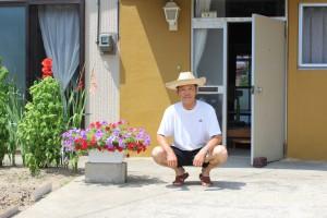 移住者の声 その14 今野久さん(67)の場合