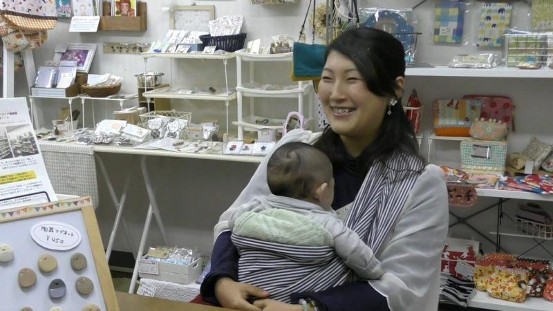 由利本荘市移住PR動画 深井真紀さん