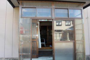 2.玄関(外)