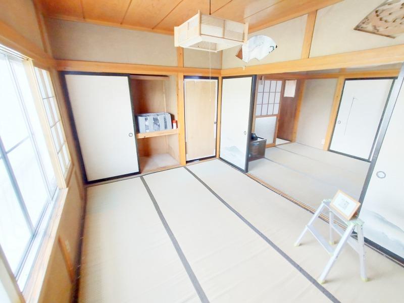 ⑪2階和室